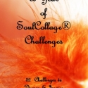 A Year of SoulCollage® Challenges  (E-Book)