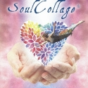 Autographed Copy- Into the Heart of SoulCollage- USA Shipping
